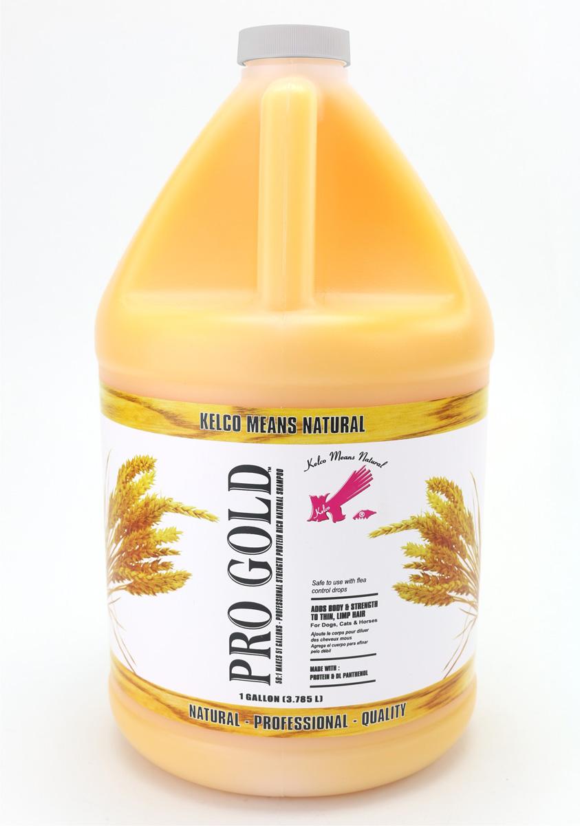 Kelco Pro Gold 50:1 Shampoo