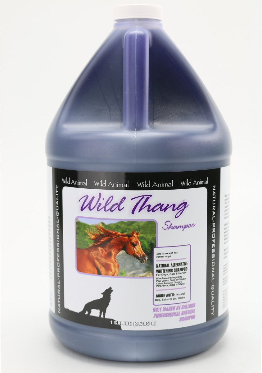 Wild Animal Wild Thang Shampoo For Dogs 50 1 Means U